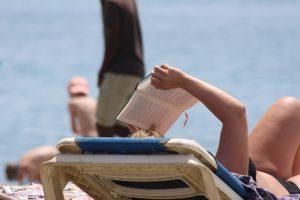 postura comoda para leer